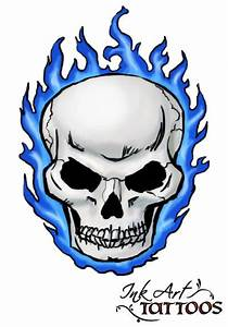 Flaming Skull Tattoos Pictures | HD Wallpapers Inn ...