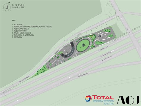 total si e total service stationarchitects of justice