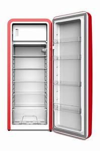 Retro Kühl Gefrierkombination : retro k hlschrank havanna in rot virc330 gastro cool g nstig k hlen ~ Markanthonyermac.com Haus und Dekorationen
