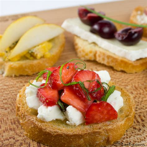 fruit canapes cheese and fruit canapes stasty recipes