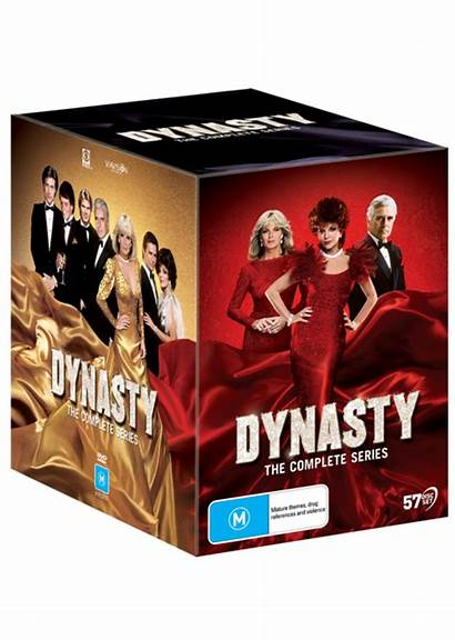 Dynasty Series Complete Madman 1981 1989 Dvd