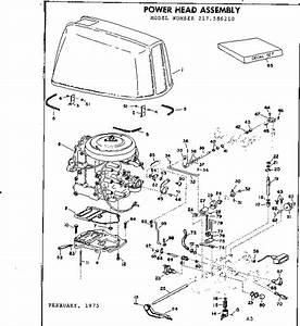 Eska Sears Outboard Motor Parts