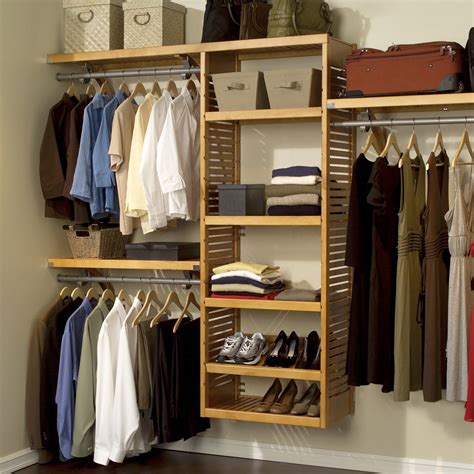 john louis home john louis home  wide closet system