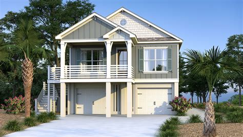 Narrow Cottage Plans by Abalina Cottage Coastal Home Plans
