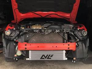 2015+ Ford Mustang Ecoboost Air To Water Intercooler Kit – Levels Performance