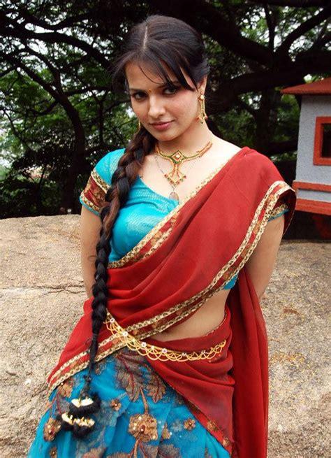 telugu actress tollywood actress  saree