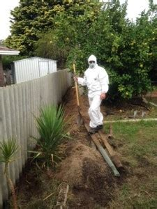 asbestos fence removal perth  surrounding areas