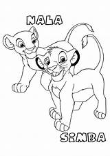 Lion King Coloring Pages sketch template