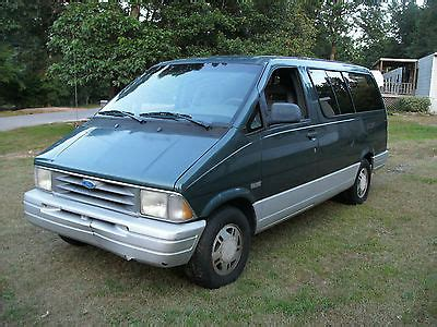 Ford Aerostar For Sale by 1995 Ford Aerostar Cars For Sale