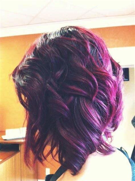 hair color ideas  medium length hair