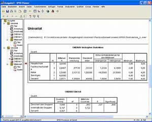 Spss Variable Berechnen : 2ask varianzanalyse mit spss erstellen sie ihre online umfrage fragebogen befragung ~ Themetempest.com Abrechnung