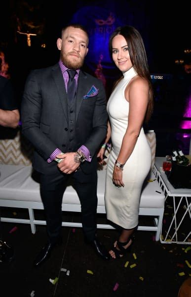 conor mcgregor busted cheating  pregnant girlfriend