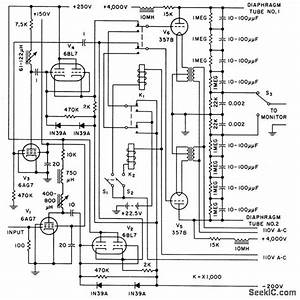 X Ray Machine Circuit Diagram