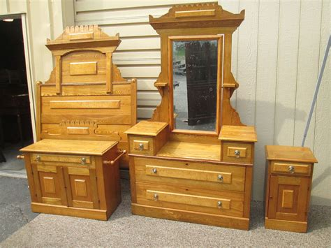 55861 Antique Oak Bedroom Set Headboard Dresser Mirror Washstand + Nightstand Drawer Refrigerator By Sub Zero 6 White Chest Of Drawers Storkcraft Crescent 3 Instructions Best Way To Put Socks In Painting Plastic Definition Etymology Grey Sleigh Bed With Ute Tool Box