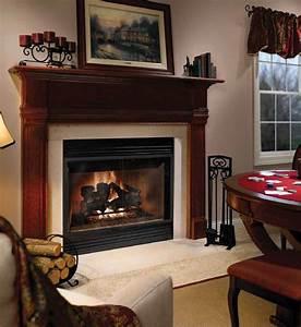 Accelerator, -, Wood, Burning, Fireplace
