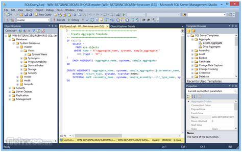 Sql Server 2012 Management Studio Express Download For
