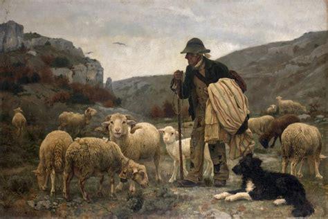 le berger for use le vrai berger donne sa vie pour ses brebis