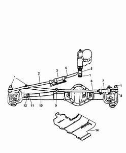 Linkage  Steering For 2005 Dodge Ram 2500