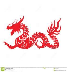 paper cut a china zodiac symbols stock vector image 55448301