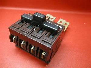 200a Wadsworth 200 Amp Main Breaker Type E 120  240 Volt