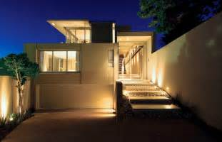 modern house design of dramatic concept and minimalist architecture style archinspire