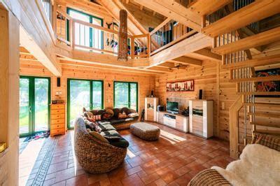 Richtmeistermontage Holzhaus Selber Bauen