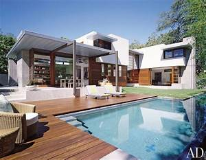 Contemporary, Pool, By, Mike, Witt, Via, Archdigest, Designfile