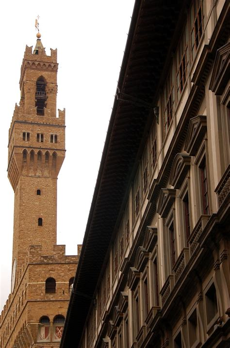 Palazzo vecchio is the main symbol of civil power for the city of florence, whose original project is attributed to arnolfo di cambio. Palazzo Vecchio | The tower of the Palazzo Vecchio on the ...