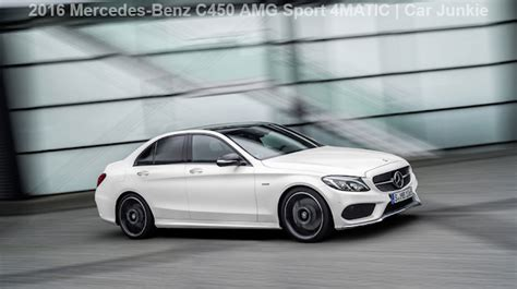 Mercedes C450 Pricing by 2016 C450 Amg Review Car Junkie