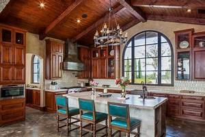 10, Stunning, Mediterranean, Kitchen, Designs, That, U2019ll, Inspire
