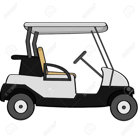 Golf Cart Clip Golf Cart Pictures Free Clipart