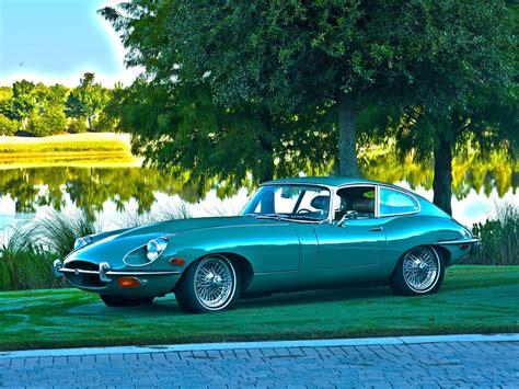 Jaguar E-type Wallpapers