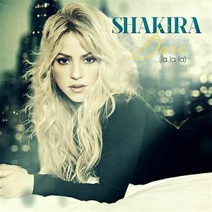 Shakira - Dare (La La La) by antoniomr on DeviantArt