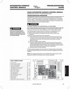 Emerson 50a55 Furnace User Manual