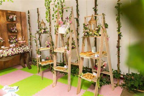 Garden Decoration Themes by Enchanted Garden Birthday Birthday Ideas