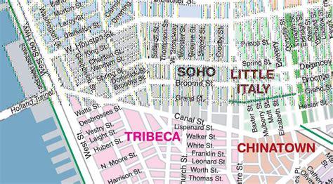 york city maps  neighborhood guide