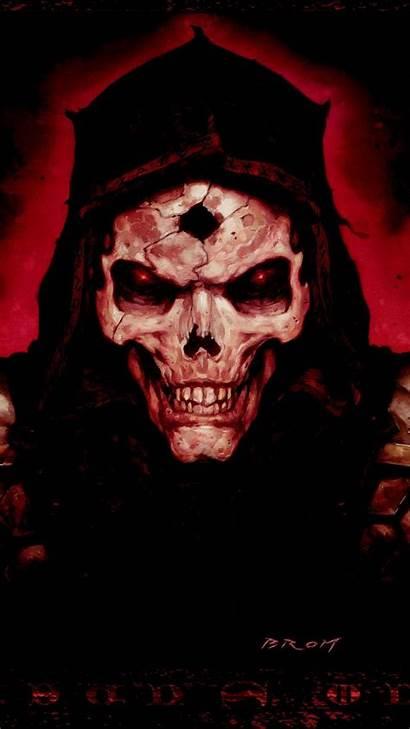 Skull Wallpapers Dark