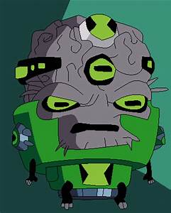 Ben 10 Omniverse Ultimate Greymatter Albedo Canon Pictures