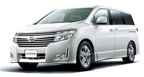 Mobil Nissan Elgrand by Nissan Elgrand Car Technical Data Car Specifications