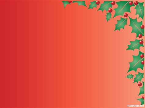christmas backgrounds powerpoint background templates