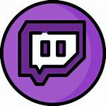 Twitch Icon Discord Roblox Icons Server Social