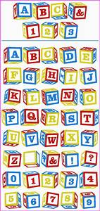 baby block letters clipart clipground With baby block letters