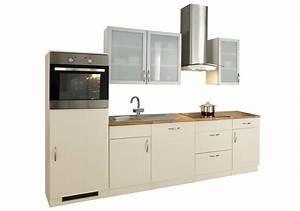 Küche 280 Cm : k chenzeile mit elektroger ten peru breite 280 cm online kaufen otto ~ Markanthonyermac.com Haus und Dekorationen