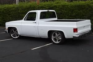 1986 Chevrolet Short Bed C10 Custom Deluxe Silverado Swb