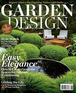 Gardening magazines and media kits ad sprouts print for Garden design magazine