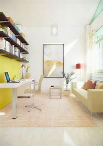 Small, Apartment, 30, Sqm, Interior, Design, 3d, Rendering