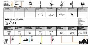 Wiring Diagram Deep Sea 6020