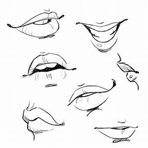 Best 25+ Drawing lips ideas on Pinterest | How to draw ...