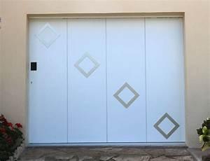 nos produits fermetures menuiseries et protection With porte de garage pvc blanc