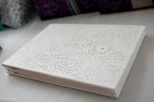 wedding book white laser cut wedding guest book the sweetest occasion the sweetest occasion